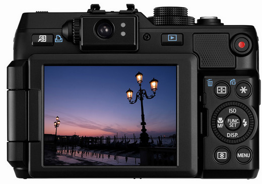 Canon PowerShot G1 X compact packs in a beefy 14MP sensor for enthusiast snappers