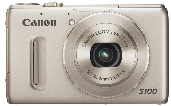 Canon S100 replaces the S95: offers wider zoom, GPS, full HD movie