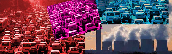 There are now One Billion cars polluting the planet
