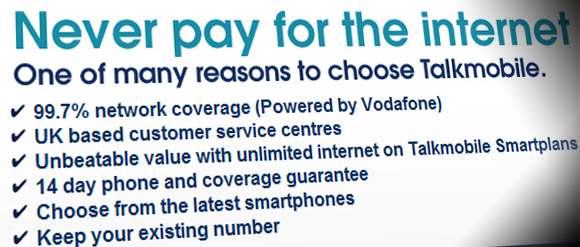 Carphone Warehouse offers unlimited data phone deals for £12/month