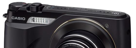 Casio Exilim EX-FH100 10MP camera offers 40 shots per second/1,000fps movie recording!