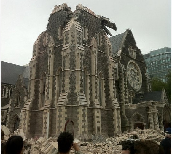 Christchurch earthquake: Google Crisis Response page goes live
