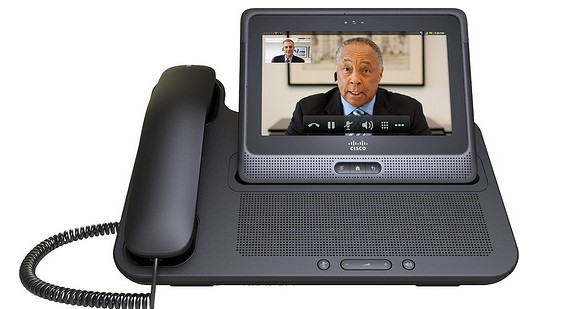 Android-powered Cisco Cius tablet offers HD video-conferencing