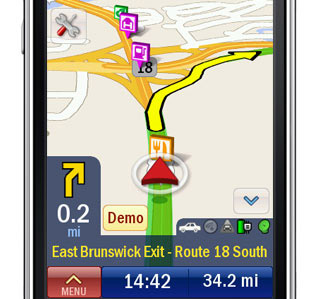 CoPilot Live 8 for iPhone review
