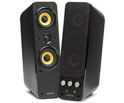 Creative Gigaworks T40 Series II speaker system review