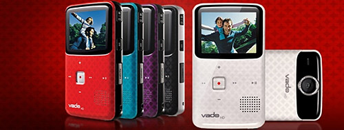 Creative Vado HD third gen pocket camcorder ready for action