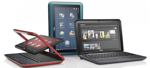 Dell Inspiron Duo netbook/tablet flip device up for pre-order