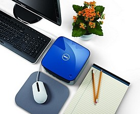 Dell Zino HD tiny desktop PC looks quite loveable