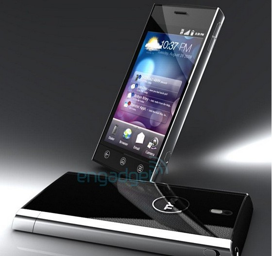 Dell Thunder Android high end smartphone gets leaked