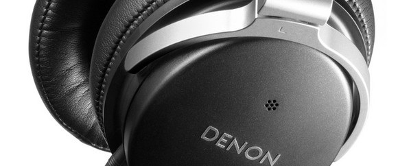 Denon AH-NC800 high-end, noggin-friendly, noise cancelling headphones