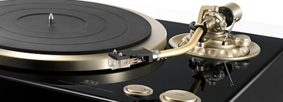 Denon's deliciously glossy DP-A100 turntable celebrates company's 100th birthday