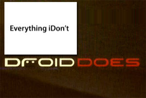 Verizon 'iDon't' video puts the boot into the iPhone