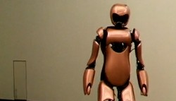 Nippon Institute of Technology unveils hissy-fot robot