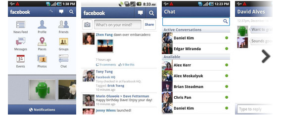 Facebook rolls out Android update, speedier experience promised for all