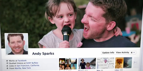 Facebook unveils Timeline and shows off its features in a schmaltzy video