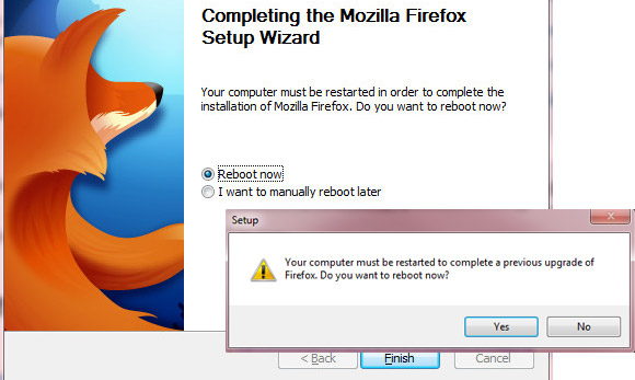 Mozilla rolls out Firefox 8, installation immediately reminds us why we prefer Chrome