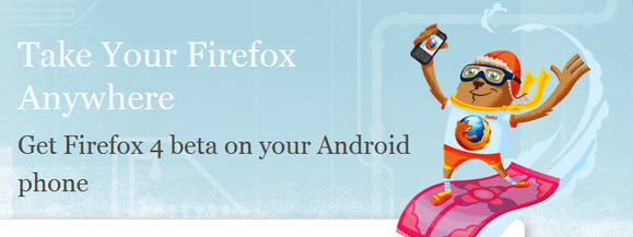 Firefox 4 Beta for Android and Maemo ready to download
