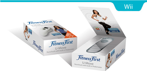 Fitness First offers Wii Motion Controller with pedometer