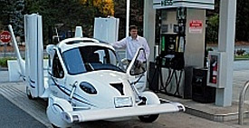 Welcome to the future: the flying car arrives!