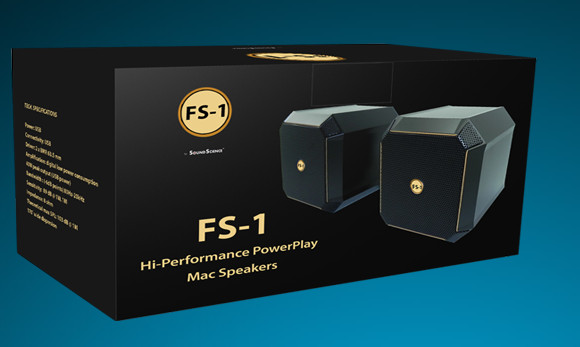 Frankenspiel FS-1 budget mini speakers blow us away