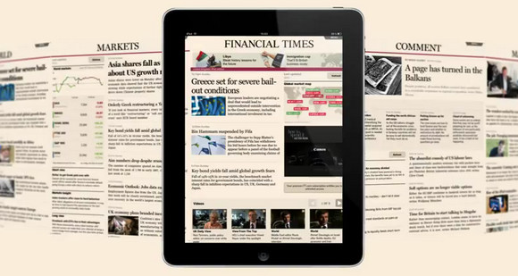 FT web app says 'no thanks' to Apple's fat 30 per cent cut