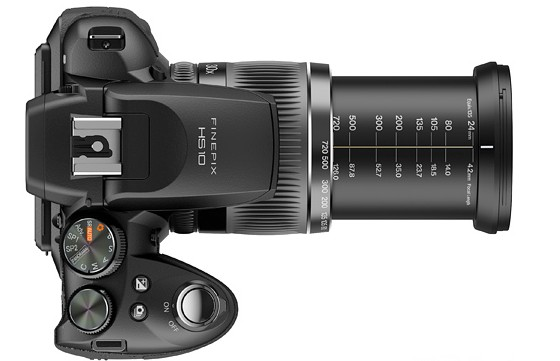 Fujifilm Finepix HS10 bridge camera packs awesome zoom range