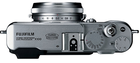 Fujifilm Finepix X100 compact scoops prizes, but we're not quite onboard yet