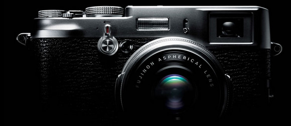 Fujifilm's stunning FinePix X100 camera - more details released