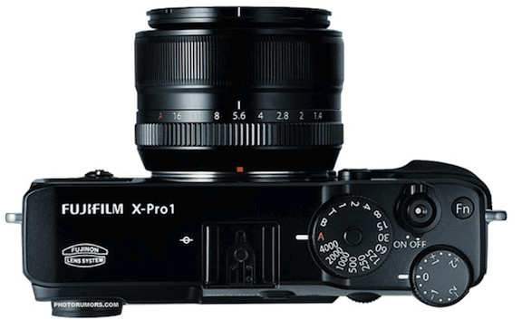 Fuji X-Pro 1 16MP APS-C sensor mirrorless camera - early contender of camera of the year?
