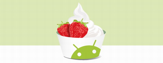 Android 2.2. Froyo update: what's new