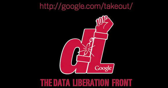 Google's Data Liberation Front lets your data run free with Google Takeout