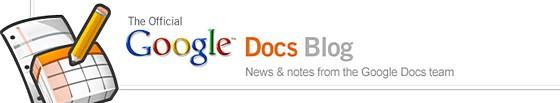 Google Docs adds cloud storage