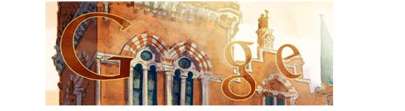 Google celebrates the work of Sir George Gilbert Scott