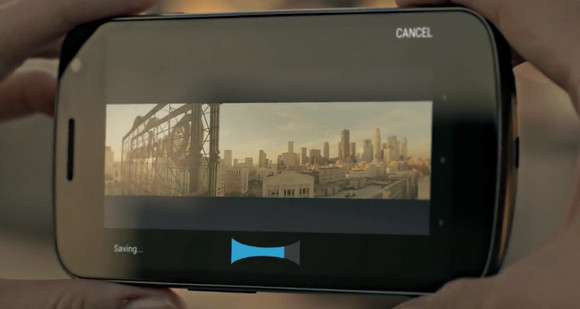 Slick video shows off the the iPhone challenging might of the Galaxy Nexus