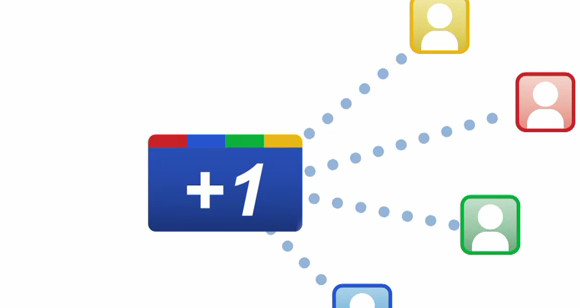 Google launches the +1 button