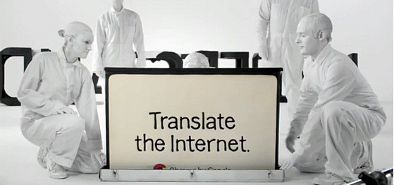 Funky Google Chrome videos show off Extensions and Translate features