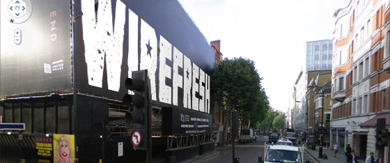 Google to offer virtual billboard advertising in Street View?