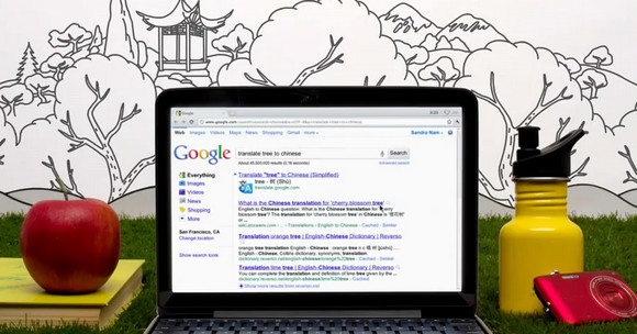 Google releases voice and audio search - see the videos here