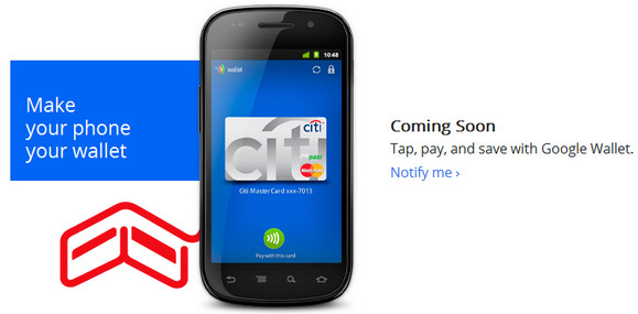 Google Wallet: say goodbye to paper and plastic money
