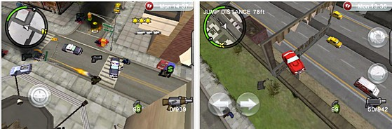 Grand Theft Auto: Chinatown Wars comes to the iPhone