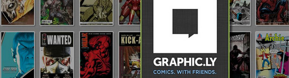 Pow! Graphic.ly graphic novel app comes to Android