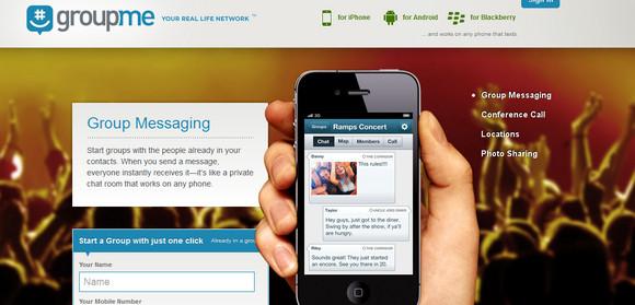 GroupMe mobile sharing app wins SXSW Breakout award