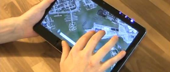 Hanvon Touchpad BC10C makes the iPad look under-powered