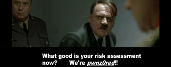 Fuhrer video takes on cloud security for the techie LOLz