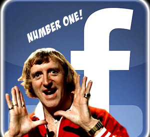 Facebook accounts for 1 in every 7 UK page views