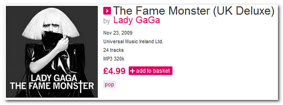 HMV guns for iTunes with cut price 40p chart downloads