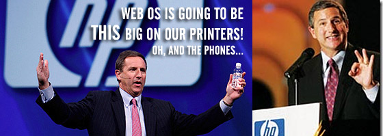 HP says: 'We didn't buy Palm to be in the smartphone business'