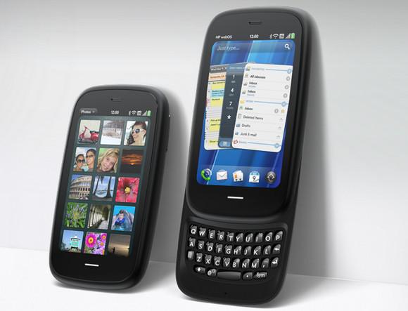 HP Palm Pre 3 webOS smartphone announced