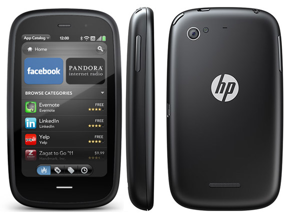 HP Pre 3 silently shuffles on sale in Europe
