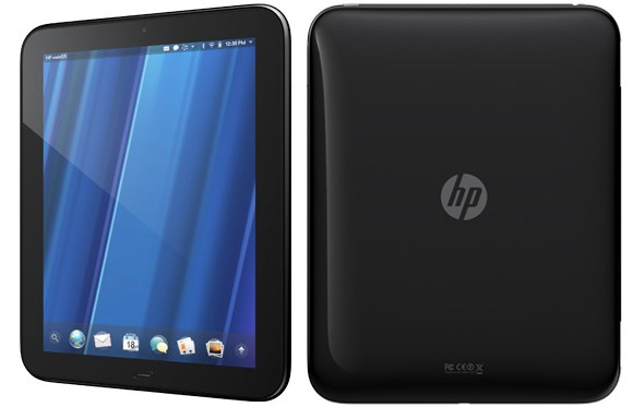 HP 9.7-inch webOS TouchPad